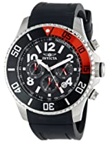 Invicta Pro-Diver Analog Black Dial Men's Watch - 15145