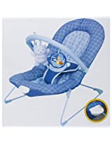 Mastela Soothing Vibrations Bouncer - Blue, F