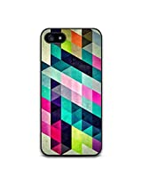 Jagzee Green Geometric Case For iPhone 6