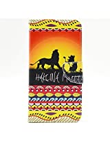G530 Case Galaxy Grand Prime G530 Wallet Case,Tribe-Tiger Duplex Lion King And His Partner Design Premium Pu Leather Magnet Flip Folio Wallet [Built-in Card Slots] Kickstand Case Cover for Samsung Galaxy Grand Prime G530