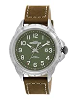 Timex Analog Green Dial Men's Watch - T49946