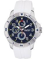 Nautica Sports Analog Blue Dial Men's Watch - NAI12514G