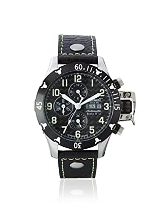 Ingersoll Men's 2803BGR Bison No. 12 Black Stainless Steel Watch