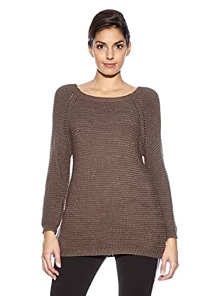 Love U Pullover Ruby (Taupe)