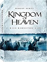 Kingdom of Heaven: Director's Cut (Four-Disc Special Edition)