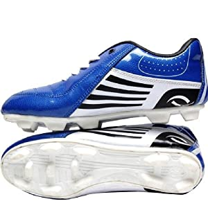 HDL Pride Football Shoes, Blue 5