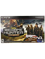 Cabela's: Big Game Hunter Pro Hunts with Gun (PS3)