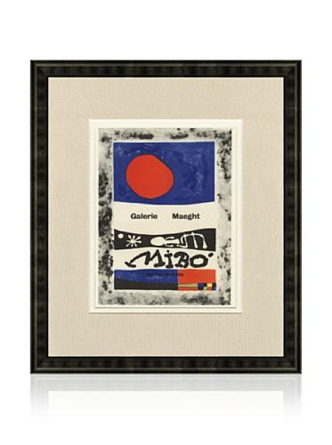 Joan Miro Galerie Maeght, 1959, 16