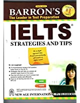 Barrons IELTS Stetagies and Tips