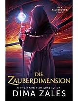 Die Zauberdimension (Der Zaubercode 2) (German Edition)