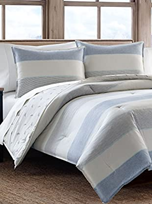 Eddie Bauer Camas Stripe Comforter Set