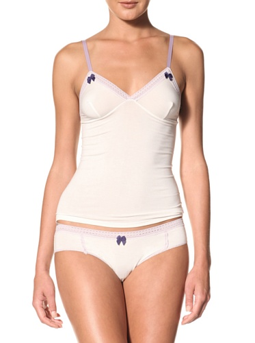Between The Sheets Women's Come Out & Play Cami (Ivory)