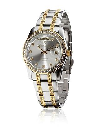 Yves Camani Reloj Carat 23 Diadem Plata / Oro