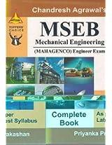MSEB (Mahagenco) Electronics & TC/Mechanical/Electrical Engineering Complete Book