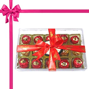 15pc Attractive Treat of Truffles - Chocholik Luxury Chocolates