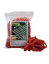 """Harrisville Designs PRO 10"""" Cotton Loops, Orange"""