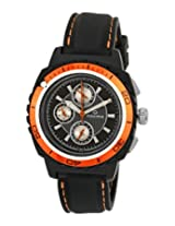 Maxima Hybrid Collection Analog Black Dial Men's Watch - 30772PPGN