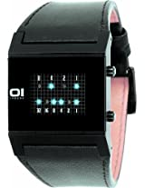 01TheOne Unisex KT202B1 Kerala Trance Binary Fashion Watch