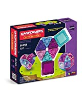 Magformers Inspire Clear Solid (30-pieces)
