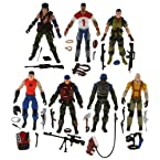 G.I. Joe Exclusive Action Figure 7Pack Boxed Set Slaughters Marauders