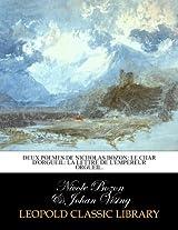 Deux poemes de Nicholas bozon: Le char d'Orgueil: La lettre de l'empereur Orgueil.