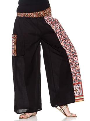 Mahal Pantalón Liso (Negro)