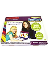 Scholastic Spelling Flip Over Learning Activity Grade K To 2