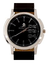 Beaufort Black Dial Men's Watch - 0017