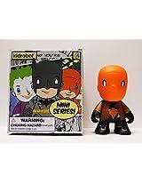 "Kidrobot x DC Comics (DC Universe) 3"" Mini Vinyl Figure Blind Box Series - RED HOOD (3:40 Rarity) ~"
