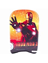 Disney DEX22189-I Iron Man Surfering Board (Red)