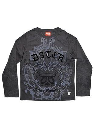 Datch Dudes Camiseta Franklin (Antracita)