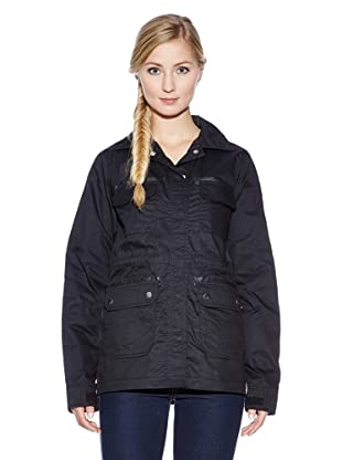 Burton Jacke Wb Greenville (true black)