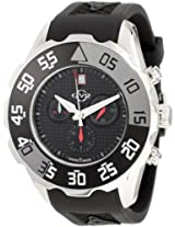 """GV2 by Gevril Men's 3004R """"Parachute"""" Stainless Steel Sport Watch"""