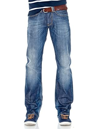 Pepe Jeans Jeans Kingston Zip (Blau)