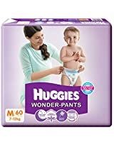 Huggies Wonder Pants M-60 (7 To 12 Kg)