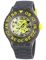 Swatch Analog Green Dial Unisex Watch - SUUM100