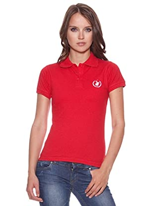 Polo Club Poloshirt Idaho (Rot/Weiß)