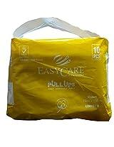 Easy Care Pullups Medium 10's Adult Disposable Pants 75cm x 110cm