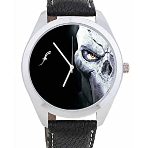 Foster's Nero Artwork Dial Analogue Black and White Watch AFW0000523