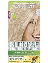 Garnier Nutrisse Hair Color, Ultra Bleach Blond Creme Lightener Do-1