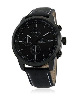 Burgmeister Reloj de cuarzo Maui BM607-620E Negro 44 mm