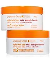 Dr. Dennis Gross Skincare Alpha Beta Daily Face Peel Extra Strength 30 Count AD