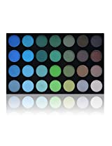 "SHANY Masterpiece 28 Colors Eye shadow Palette/Refill - ""LET'S MAKE WAVES"""