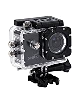 Sjcam Sj4000 Wifi1080P 12Mp Car Bike Helmet Cam Sports Dv Action Waterproof Camera Sj4000 Black