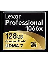 Lexar Pro 1066X CF Memory Card, 128GB