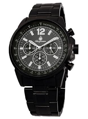 Burgmeister Herren-Armbanduhr XL Chronograph Quarz Edelstahl beschichtet BM608-622