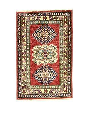 Eden Teppich Kazak Super mehrfarbig 59 x 92 cm