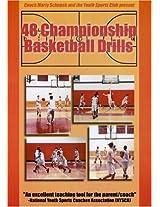 Basketball Coaching:48 Championship Basketball Drills