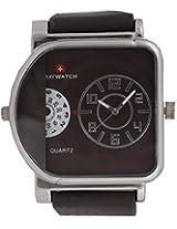 Baywatch 7078 Analog Watch - For Men (Dark Brown) 7078BROWN