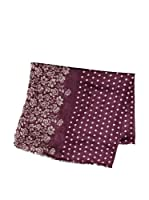 Cortefiel Foulard Topitos (Burdeos)
